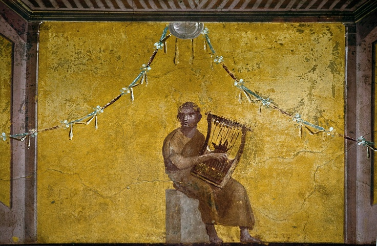 Pin by artexperiencenyc on ancient roman art pinterest for Ancient roman mural