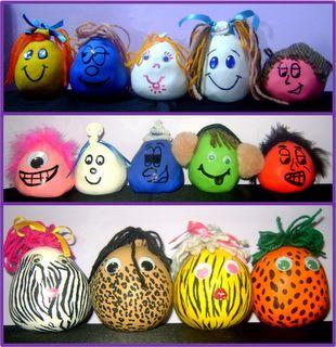 Pin by silvia a on manualidades pinterest - Manualidades con globos ...