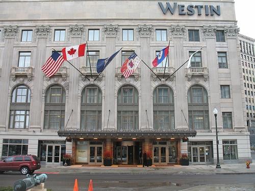 westin book cadillac hotel detroit the d detroit pinterest. Cars Review. Best American Auto & Cars Review