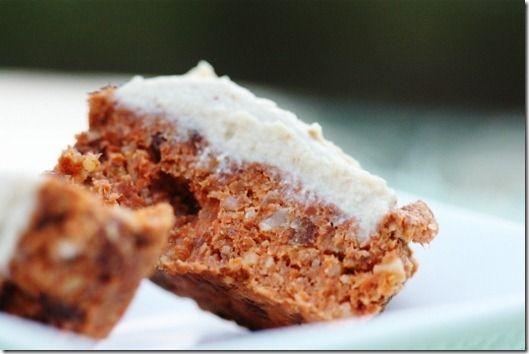 Choosing Raw - vegan and raw recipes | Raw, Vegan Carrot Cake Cupcakes ...