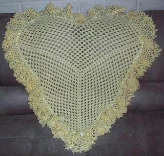 Crochet Stroller Blanket Crochet Pattern | Red Heart