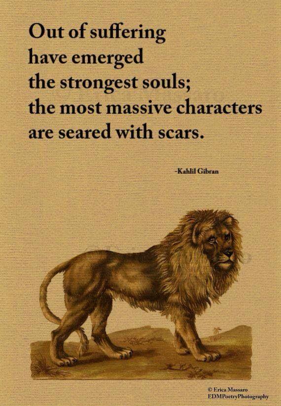 #suffering #strength