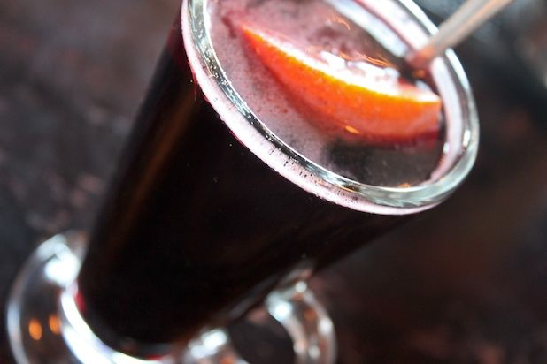 Pomegranate Mulled Wine Recipe | Restaurant | Pinterest
