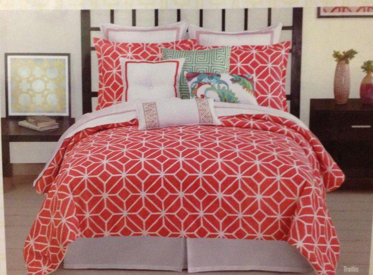 Trina Turk Trellis Queen Comforter