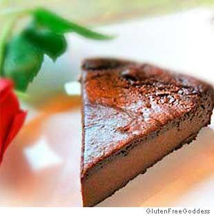 Vegan Flourless Chocolate Cake | Recipes - Buncha Sweets | Pinterest