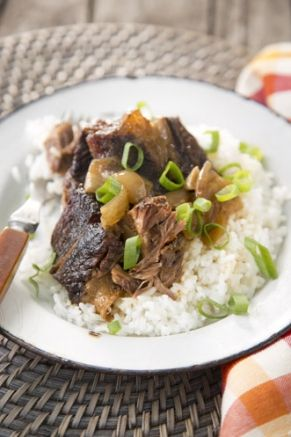 STARS!! Michael's Coffee Braised Short Ribs are simple to make and ...