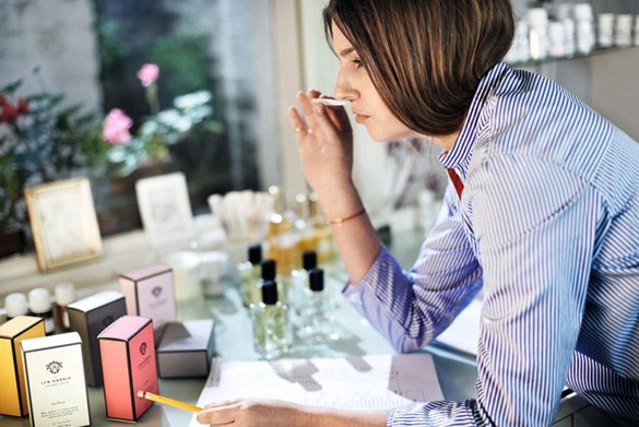Get to know perfumer Lyn Harris   M Stories