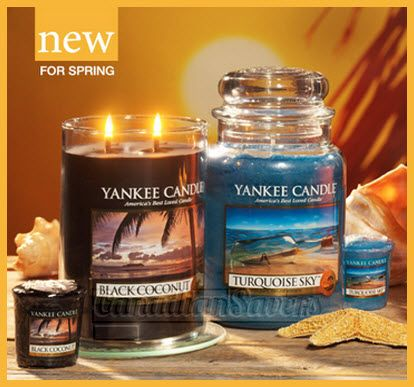 Yankee candle store coupons 2018