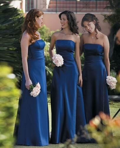 MBD105Wedding bridesmaid dresses [Bridesmaid dresses] - $149.00@Becca Mills