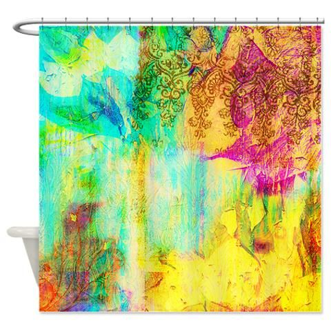 Cafe Press Shower Curtains Themed Shower Curtains