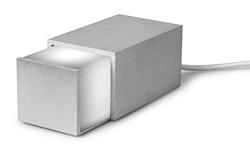 Aluminum box light