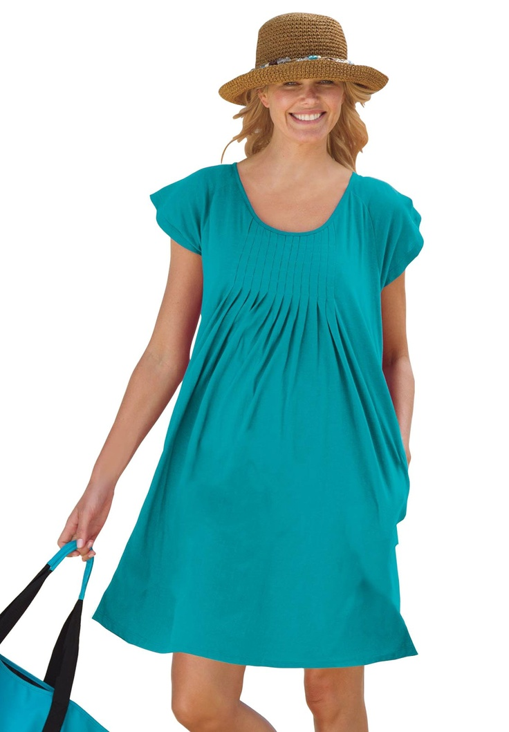 womens plus size coverup for swimsuit swim365