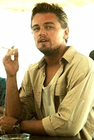 Leonardo DiCaprio in Blood Diamond | My Guys | Pinterest