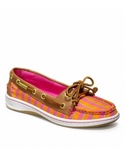 Coach Richelle Boat Shoe