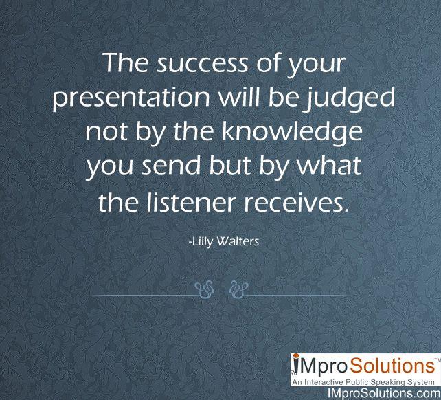 Public Speaking Quotes Quotesgram