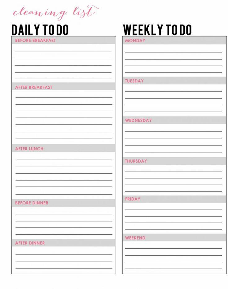 Printable Organizer Everything Kit | just b.CAUSE