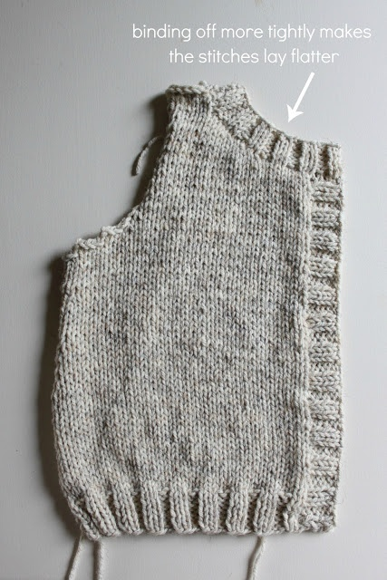 Picking Up And Knit Stitches Along Edge