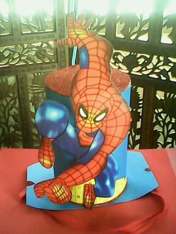Spiderman crazy hat | 'Celebrate life'.. | Pinterest