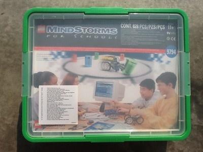 Lego MindStorms for Schools kit