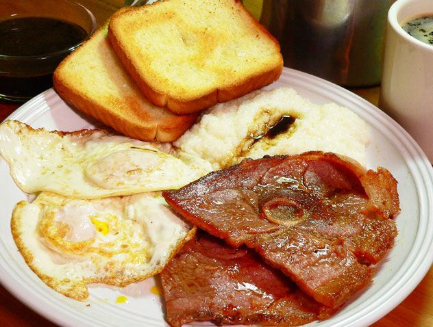 Country Ham and Red Eye Gravy Recipe | Breakfast | Pinterest