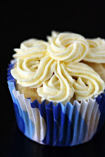Gluten-Free Lemon Salt Cupcakes | Gluten Free | Pinterest
