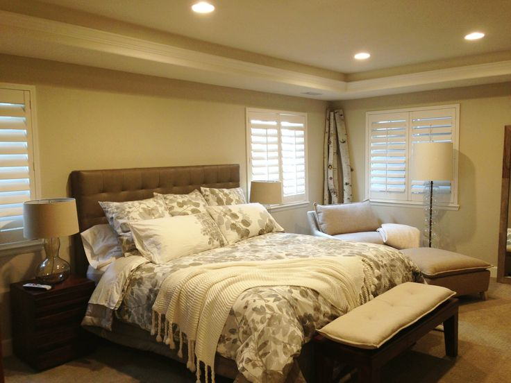 basement bedroom for the home pinterest