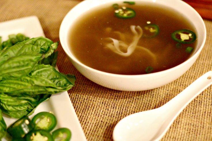 Vietnamese Pho Recipe | Menu of Musings | Crock Pot Cooking | Pintere ...
