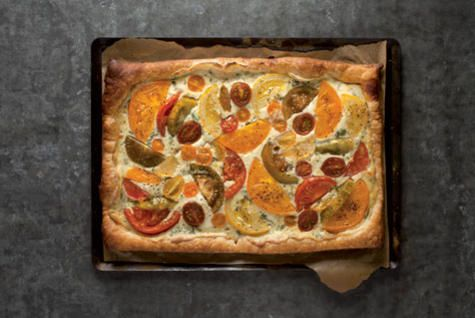 tart recipe from the beekman boys http www rodalenews com tomato tart ...