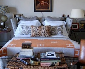 Empress Of The Eye®: Hermes Avalon Blanket = Fall