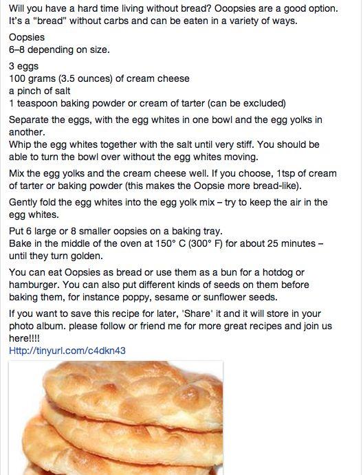 No carb bread food recipes pinterest for Atkins cuisine bread