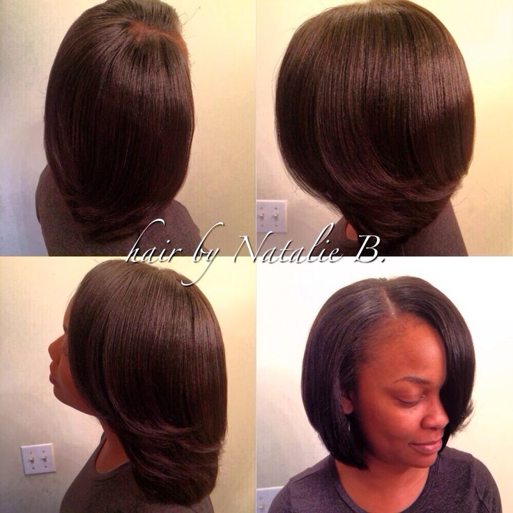 10 Inch Sew in Weave Hairstyles