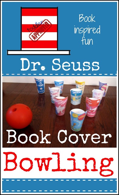 Book Cover Ideas For Preschool : Dr seuss book cover bowling preschool ideas pinterest