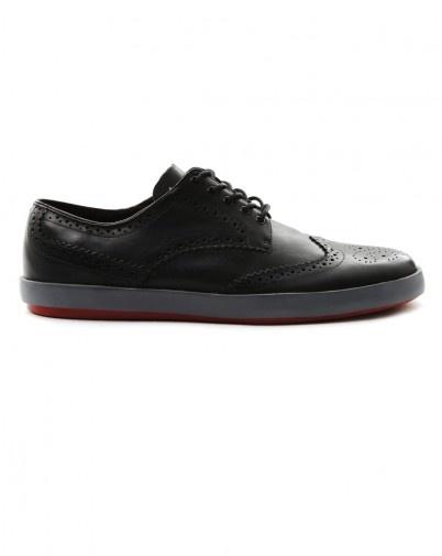 valentino noir sneakers