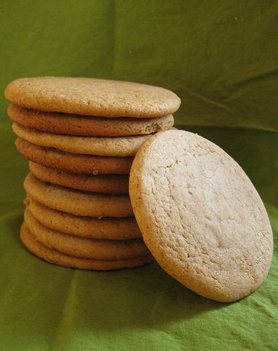 Honey, Ginger and Cardamon Cookies | Food and Drink | Pinterest
