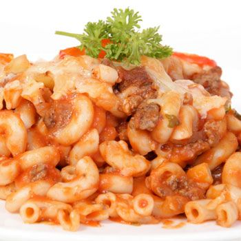 ... pasta and beef goulash recipes dishmaps beef goulash elbow macaroni