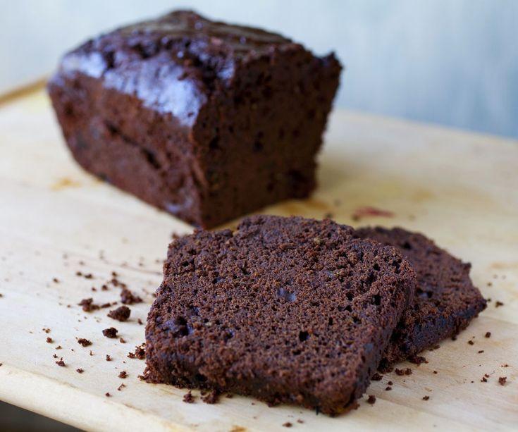 Chocolate Zucchini Bread - for the neighbors (mini loaves)