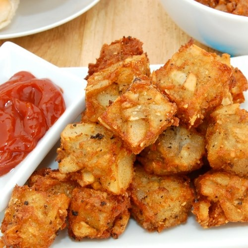 Homemade Crispy Potato Tots (Tater Tots) | Recipes / Food Related | P ...