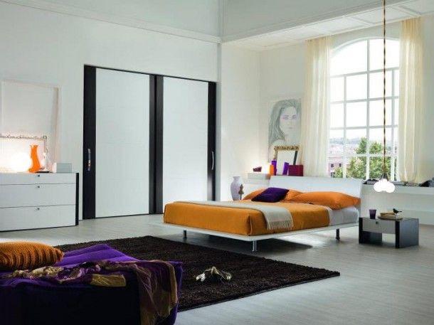Italian bedroom decor design decorating