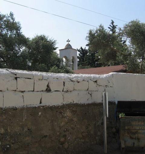Assyrian church near Hatay, one of my favorite places in Turkey.