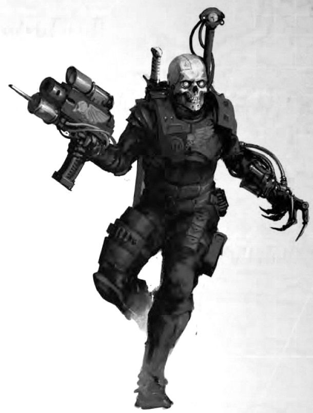warhammer 40000 inquisitor martyr предзаказ