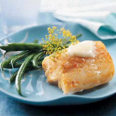 Broiled cod recipe food pinterest for Grilled cod fish recipe