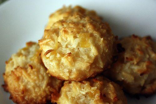 Jackfruit-Coconut Macaroons | Feed Me! | Pinterest