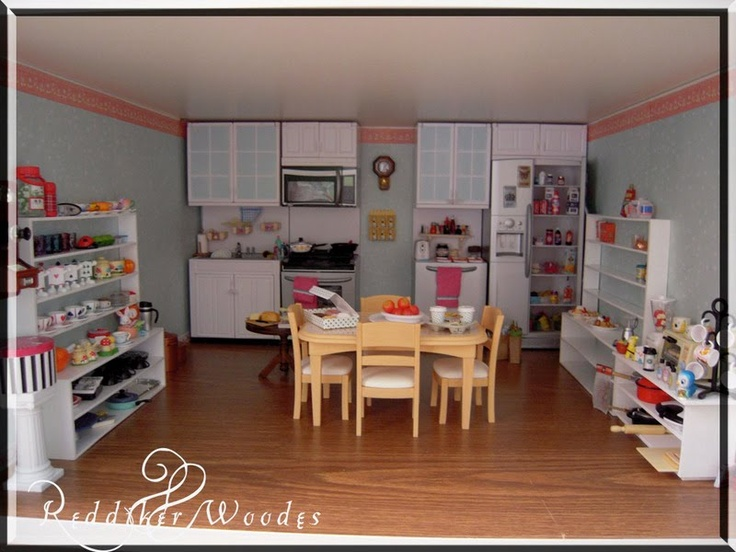 Make Your Own Doll House Doll House Ideas Pinterest