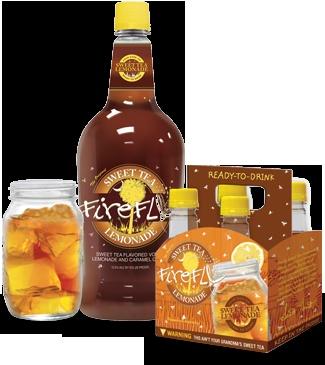 Firefly Sweet Tea Vodka Lemonade...need to look for these bottles when ...