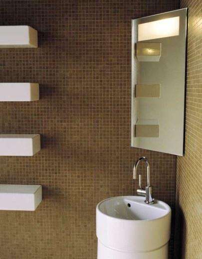 More bathroom ideas... | Home Sense | Pinterest