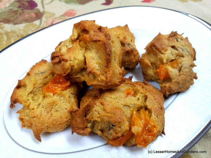 persimmon cookies | Desserts & Sweet Treats | Pinterest