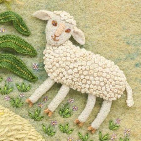 Sally Mavor's sheep