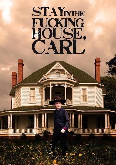 Seriously, Carl.