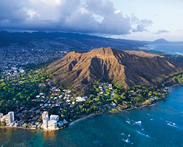 Honolulu Diamond Head Places I Want To Visit Pinterest