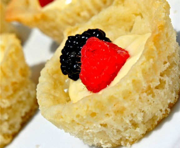 Sugar Cookie Fruit Cups | Food from the Heart! Desserts, Pies, Puddin ...